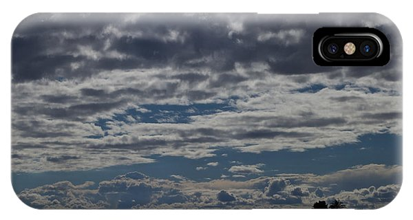 Clouds Chobe River  IPhone Case