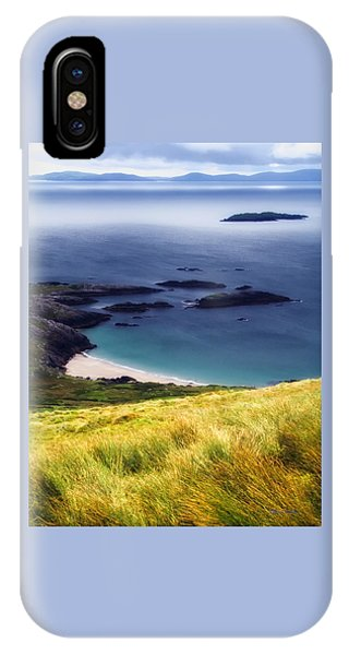 Coast Of Ireland IPhone Case