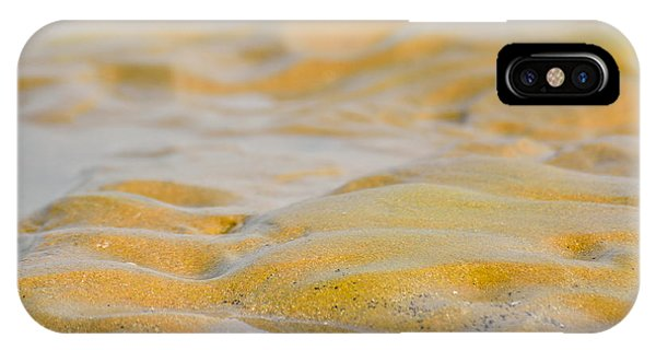 Coastal Abstract IPhone Case