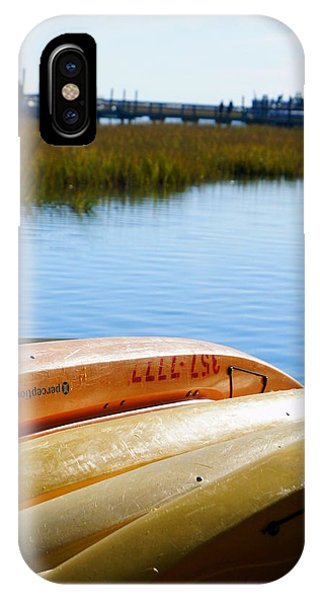 Coastal Life IPhone Case