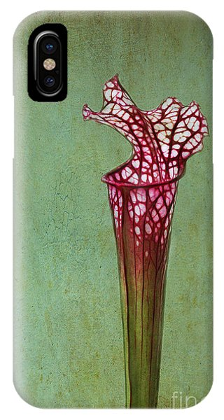 Cobra Lily IPhone Case