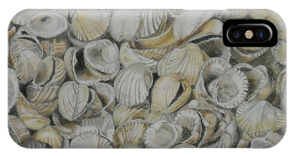 Cockle Shells IPhone Case