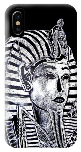 Coffin Of The King IPhone Case