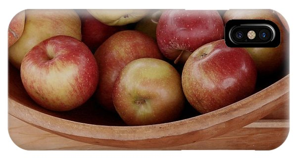 Colonial Apples IPhone Case