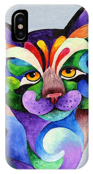 Color Me Smug IPhone Case