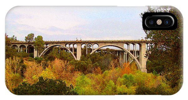 Colorado Street Bridge No. 1 IPhone Case