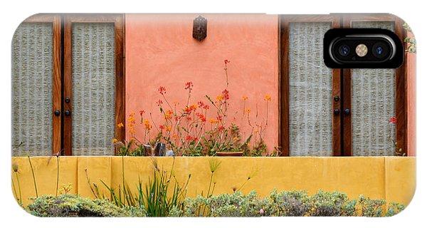 Colors Of Santa Fe Phone Case by Fraida Gutovich
