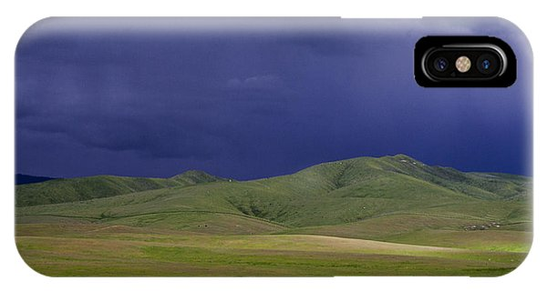 Coming Of The Storm IPhone Case