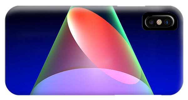Conic Section Ellipse 6 IPhone Case