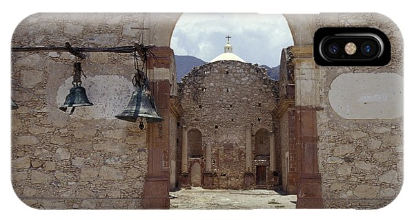 Convent Church Bells  Mexico Phone Case by John  Mitchell