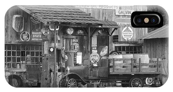 Corner Gas Station IPhone Case