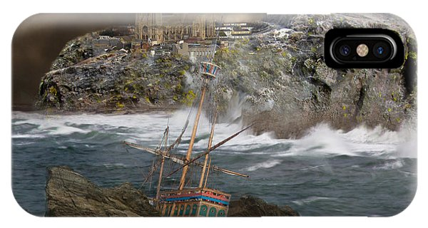 Cornish Wreckers IPhone Case