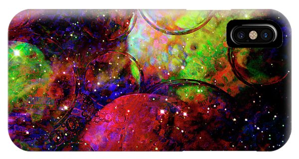 Cosmic Confusion IPhone Case