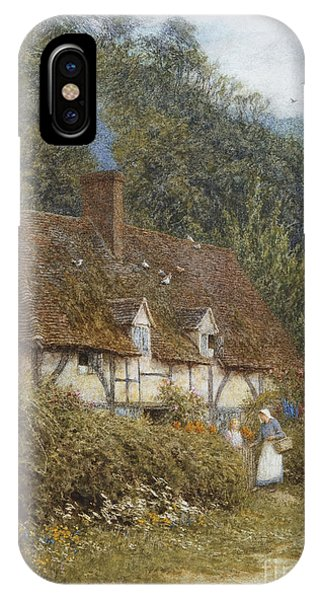 Cottage Near Witley Surrey IPhone Case