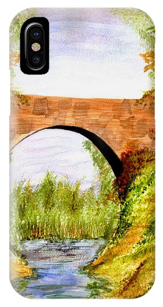 Country Bridge IPhone Case