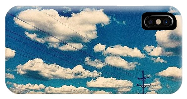 Surrealism iPhone Case - Countryside by Cassie OToole