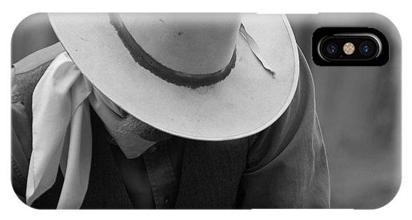 Cowboys Signature IPhone Case