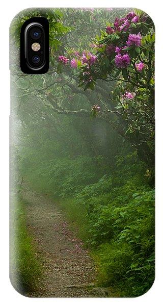 Craggy Path 2 IPhone Case