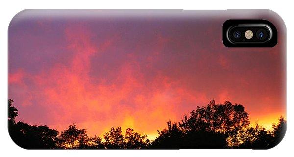 Crepuscule IPhone Case