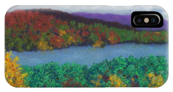 Crisp Kripalu Morning IPhone Case