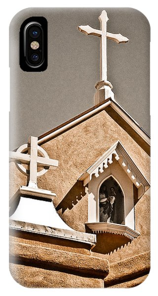 Cross Gable Phone Case by Mark Forte