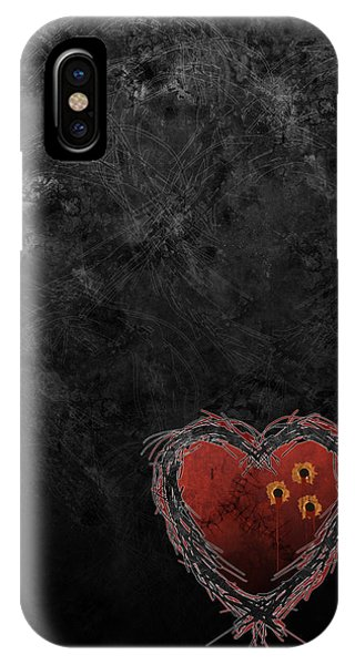 Cupid's Upgrade IPhone Case