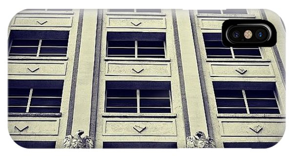 Iger iPhone Case - Dade Commonwealth Bldg. - Miami ( 1925 by Joel Lopez