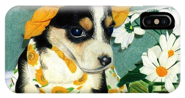 Daisy-mae Dawg IPhone Case