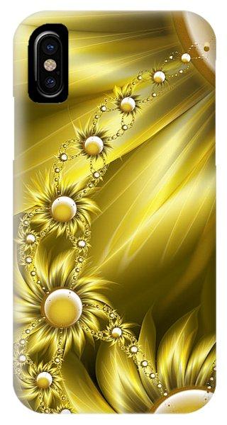 Daisy Sunshine IPhone Case