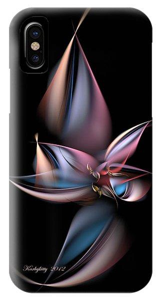Dancing Pastels IPhone Case