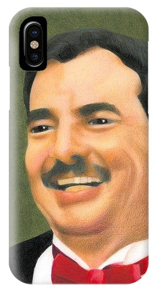 Darrell --1943 - 2008 IPhone Case