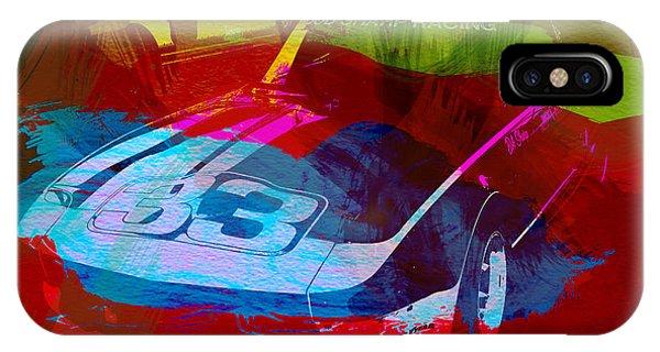 Fair iPhone Case - Datsun by Naxart Studio
