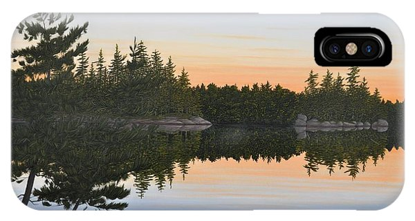 Dawns Early Light IPhone Case