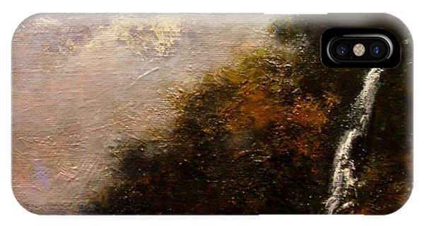 iPhone Case - Daybreak Falls by Jim Gola