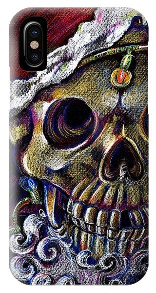 Dead Christmas IPhone Case