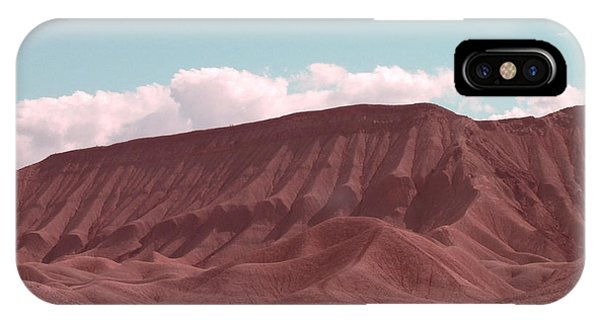 Death Valley iPhone Case - Death Valley by Naxart Studio
