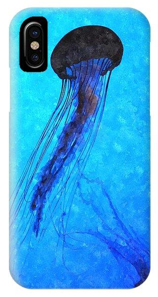 Deepsea Serenity Dswc IPhone Case