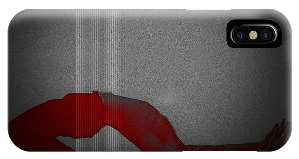 Entertaining iPhone Case - Defiance by Naxart Studio