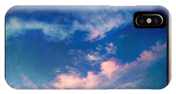Fineart iPhone Case - Delicate Evening Clouds by Paul Cutright
