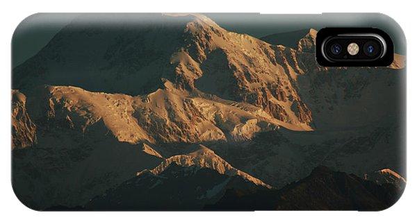 Denali Sunrise IPhone Case