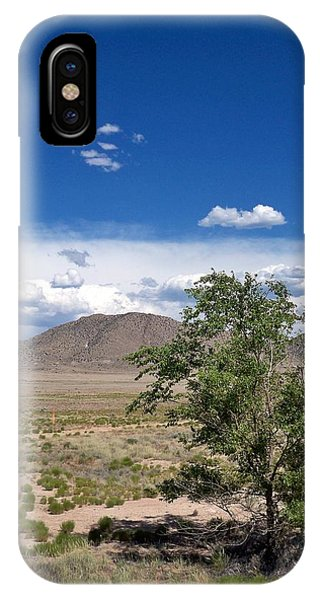 Desert In New Mexico IPhone Case