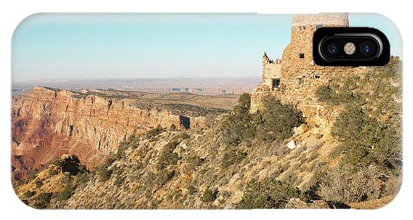 Desert View Tower IPhone Case