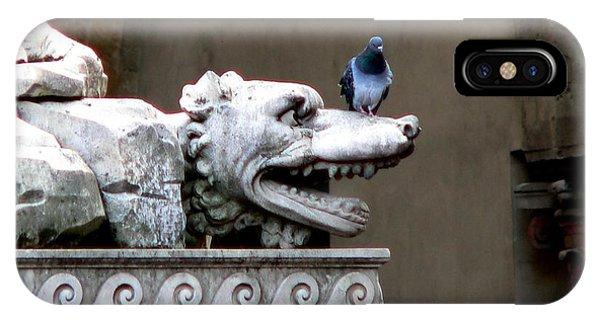 Despised Pigeon IPhone Case