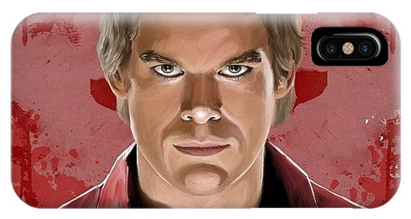 Supply iPhone Case - Dexter by Tony Santiago