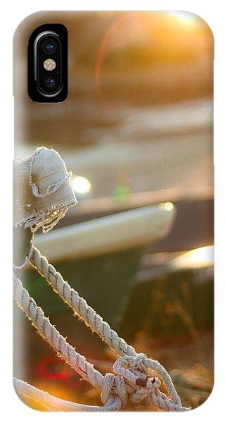 Dinghies IPhone Case