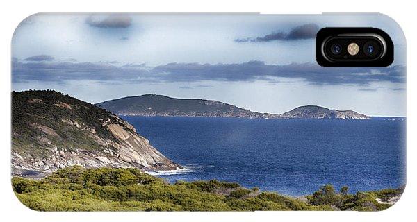 Wilsons Promontory iPhone Case - Distant Land by Douglas Barnard