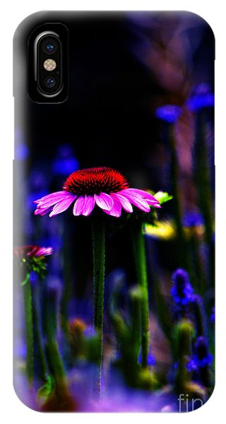 Divine Spirit Of Mother Earth IPhone Case