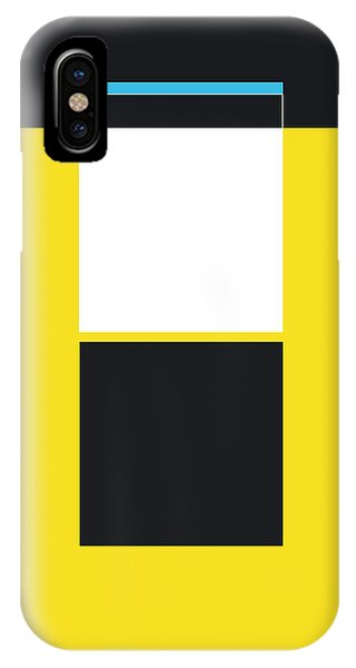 Contemporary iPhone Case - Dod by Naxart Studio