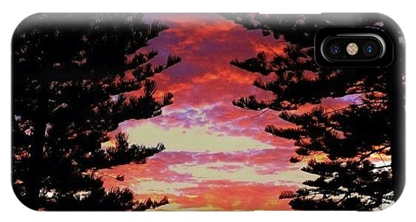 Cause iPhone Case - Dolls Sunrise. #sky #sunrise #cloudporn by Matthew Vasilescu