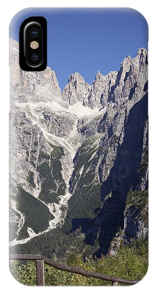 Dolomiti Di Brenta IPhone Case